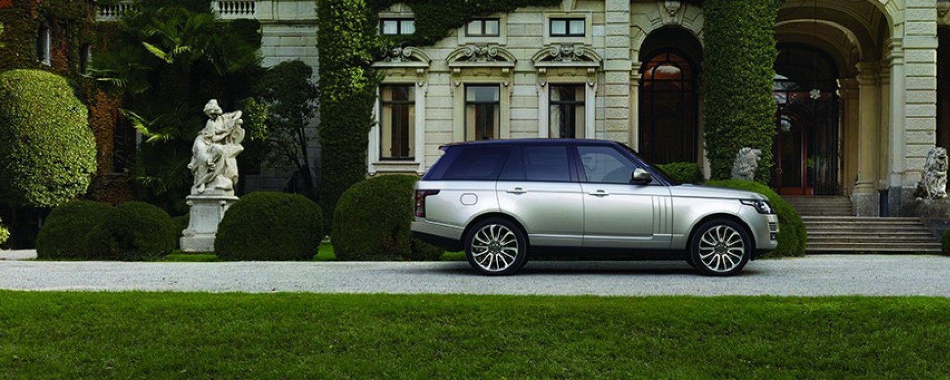 Range Rover Model Year 2017: punta sull'elettronica