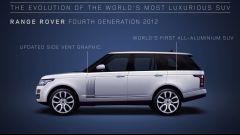 Range Rover, Quarta Generazione, 2012