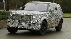 Range Rover Sport 2022: le prime foto spia