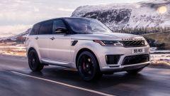 Range Rover Sport HST 2019: la prima mild hybrid - Immagine: 1