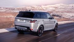 Range Rover Sport HST 2019: la prima mild hybrid - Immagine: 12