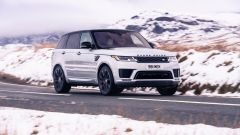 Range Rover Sport HST 2019: la prima mild hybrid - Immagine: 13