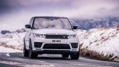 Range Rover Sport HST 2019: la prima mild hybrid - Immagine: 14