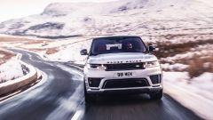Range Rover Sport HST 2019: la prima mild hybrid - Immagine: 15