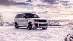 Range Rover Sport HST 2019: la prima mild hybrid - Immagine: 17