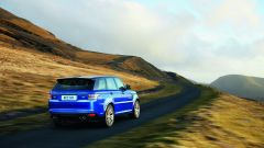 Range Rover Sport SVR - Immagine: 9