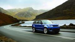 Range Rover Sport SVR - Immagine: 12