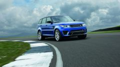 Range Rover Sport SVR - Immagine: 26