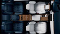 Range Rover SV Coupé, ecco gli interni