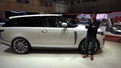 Range Rover SV Coupé: in video dal Salone di Ginevra 2018 - Immagine: 1