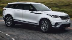 Range Rover Velar 2021, l'ibrido plug-in e le altre novità. Video