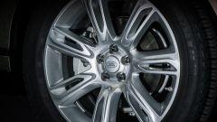 Range Rover Velar: dettaglio del cerchio