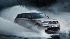 Range Rover Velar, è lunga 4,80 metri, a metà tra Evoque e Range Sport