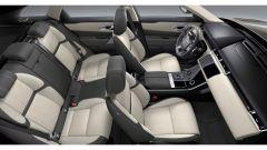 Range Rover Velar, gli interni e i rivestimenti sono di pregio