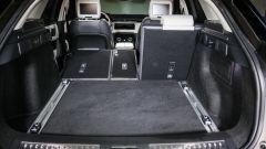 Range Rover Velar: gli schienali posteriori si reclinano secondo lo schema 40-20-40