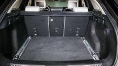 Range Rover Velar: il bagagliaio