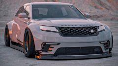 Range Rover Velar, un rendering speciale: foto e caratteristiche