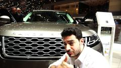 Range Rover Velar: in video dal Salone di Ginevra 2017 - Immagine: 1