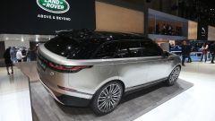 Range Rover Velar: la presentazione al Salone di Ginevra 2017
