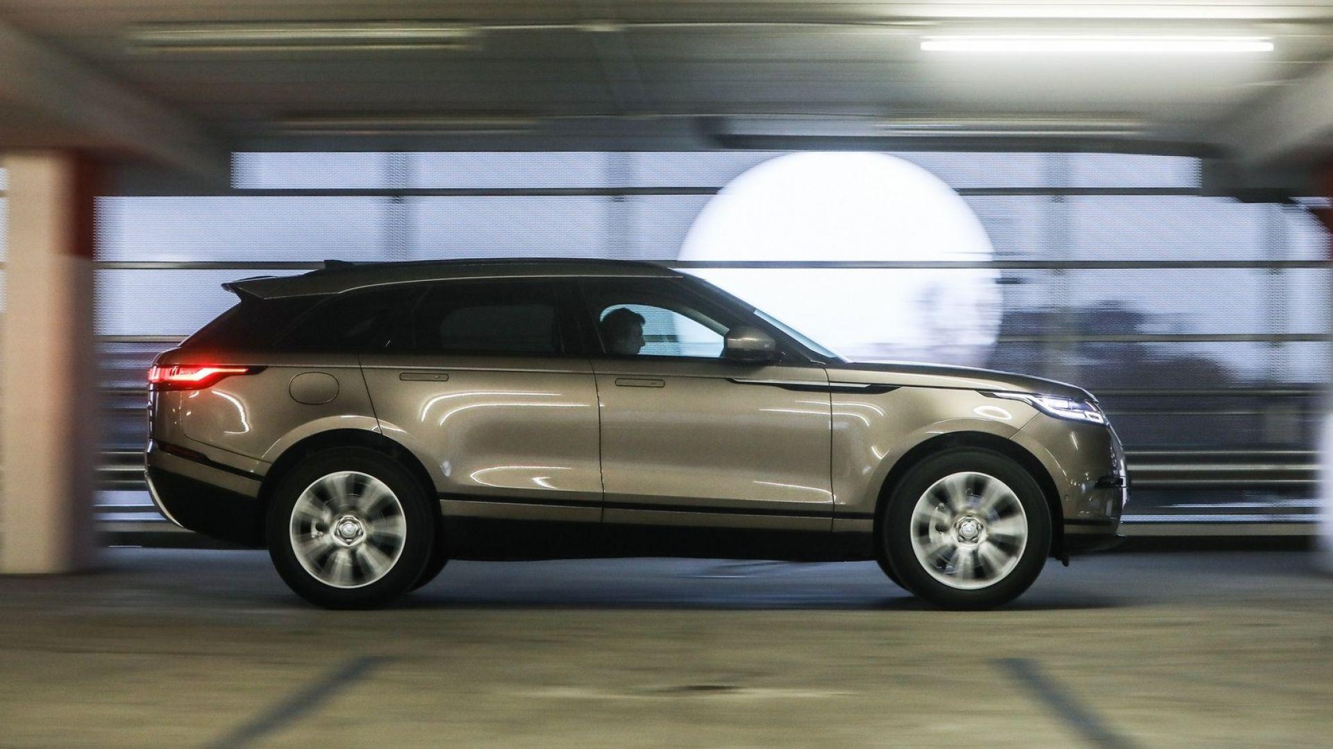 Range Rover Velar: prezzo, scheda tecnica, dimensioni ...