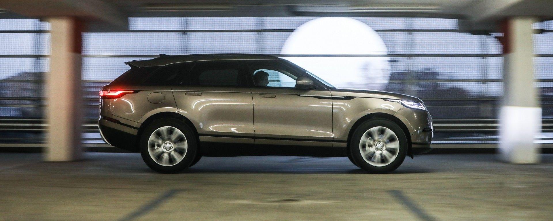 Nuova Range Rover Velar | Le vostre domande