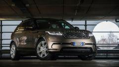 Range Rover Velar: vista 3/4 anteriore