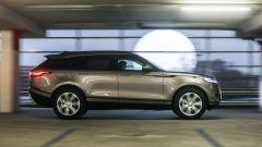 Range Rover Velar: vista laterale