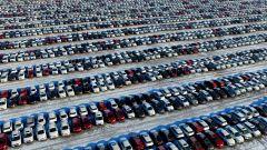Mercato auto maggio 2021: i dati di vendita in Europa