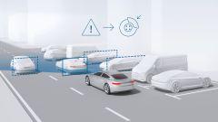 ACI e Bosch: il nuovo studio sull'efficacia della frenata d'emergenza