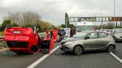 Rapporto ACI Istat 2019 sugli incidenti stradali