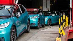 Rapporto Jato 2020: VW ID.3, la nuova BEV di Wolfsburg