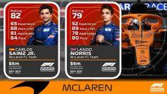 Rating McLaren F1 2020