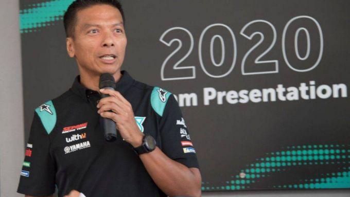 Razlan Razali (Petronas Yamaha)