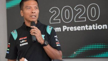 Razlan Razali (Yamaha Petronas SRT)