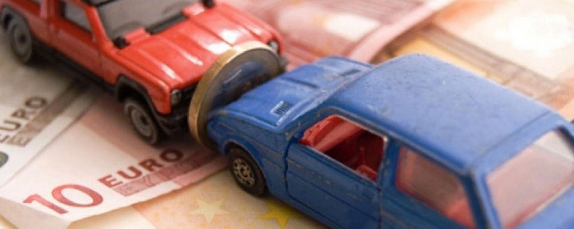 RC Auto, rialzi in arrivo per chi ha causato incidenti