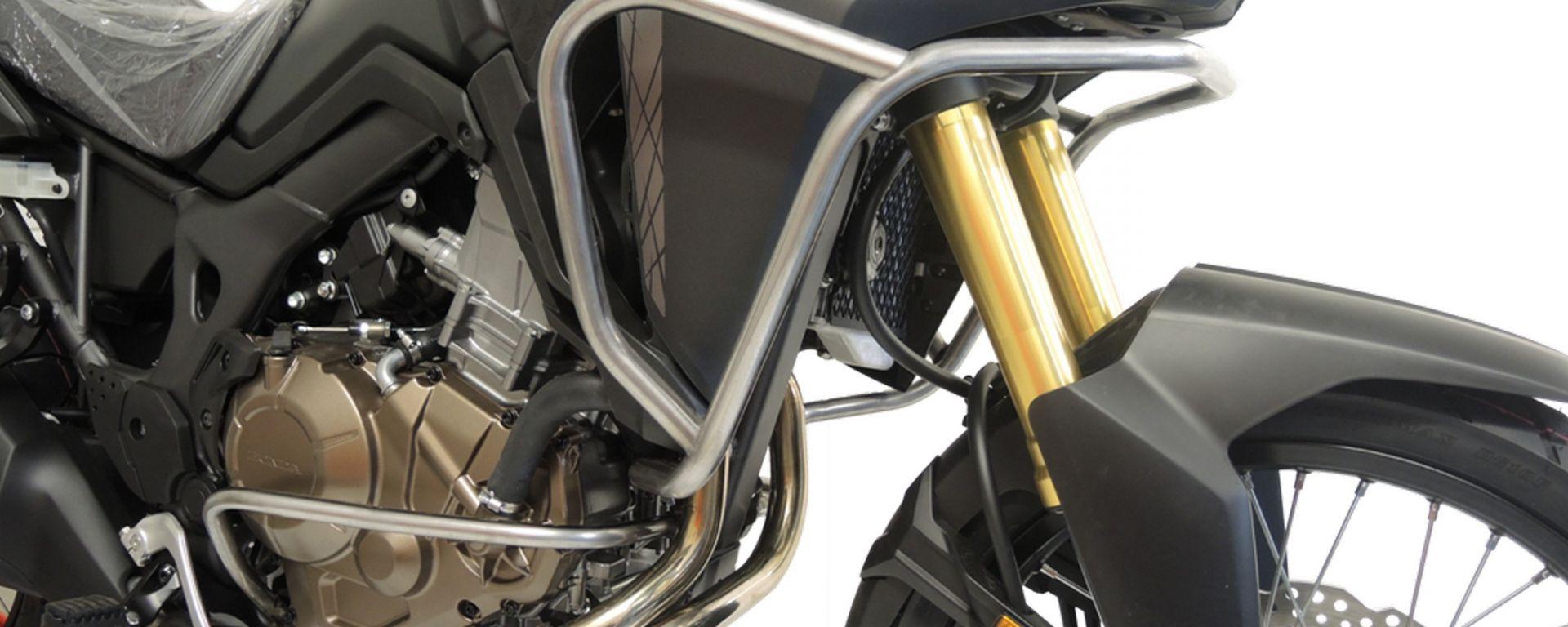 RDMoto: un paramotore per la nuova Honda Africa Twin
