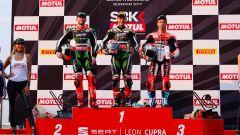 Rea, Sykes e Melandri sul podio del GP di Thailandia