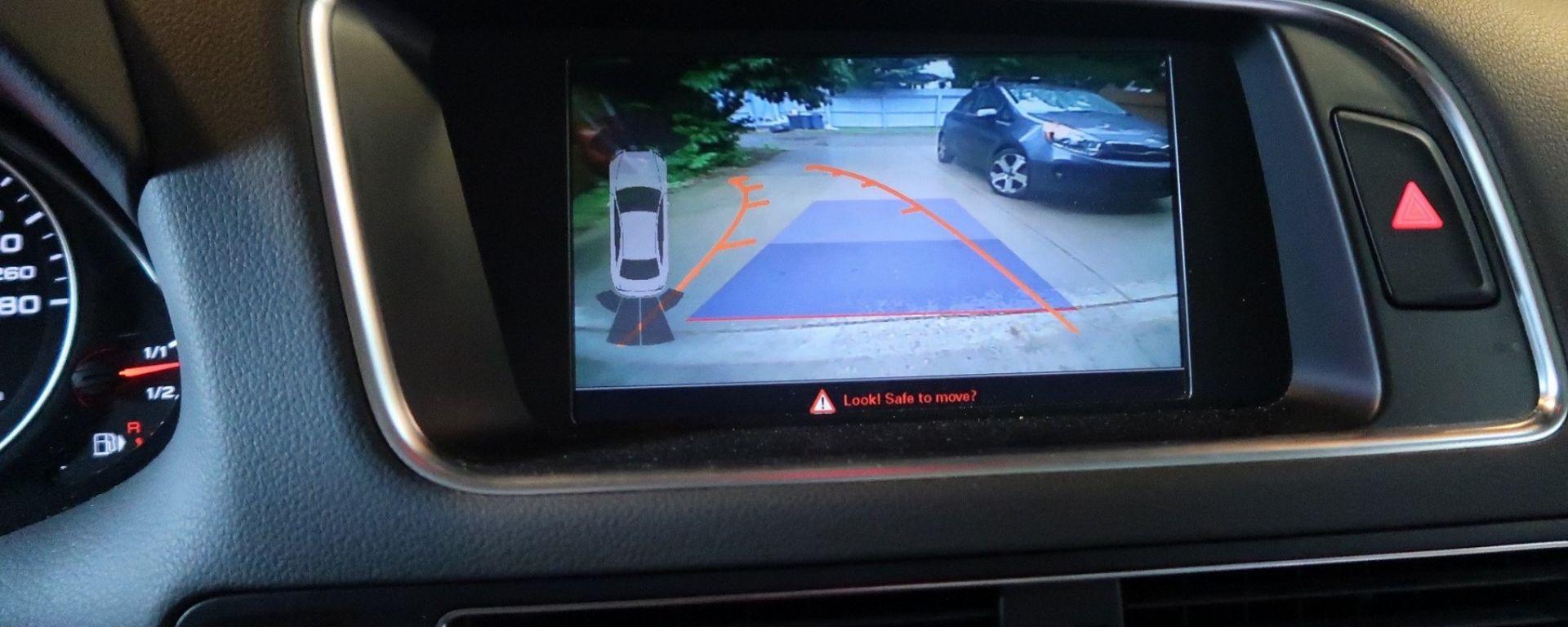 Rear View Camera, negli Usa scatta l'obbligo