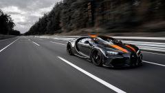 Gomme da record: i segreti dei pneumatici di Bugatti Chiron - Immagine: 2