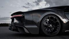 Gomme da record: i segreti dei pneumatici di Bugatti Chiron - Immagine: 3
