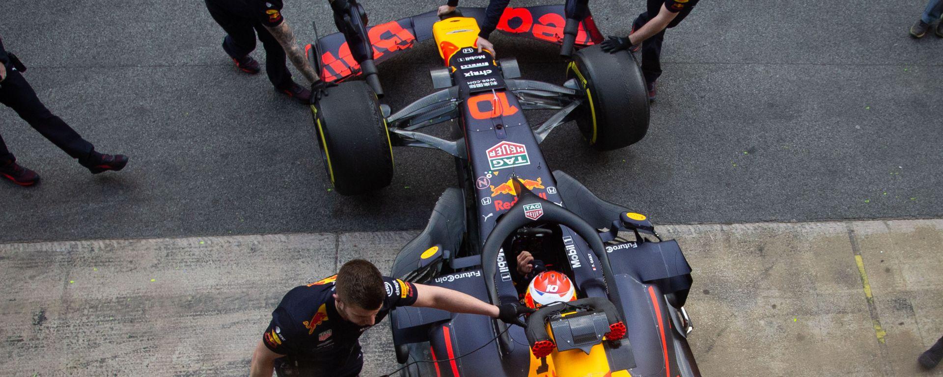 La Red Bull è l'ultima scuderia a svelare la data di presentazione della nuova vettura