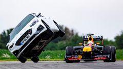 Verstappen vs British All Star: il video Red Bull è da Oscar - Immagine: 9