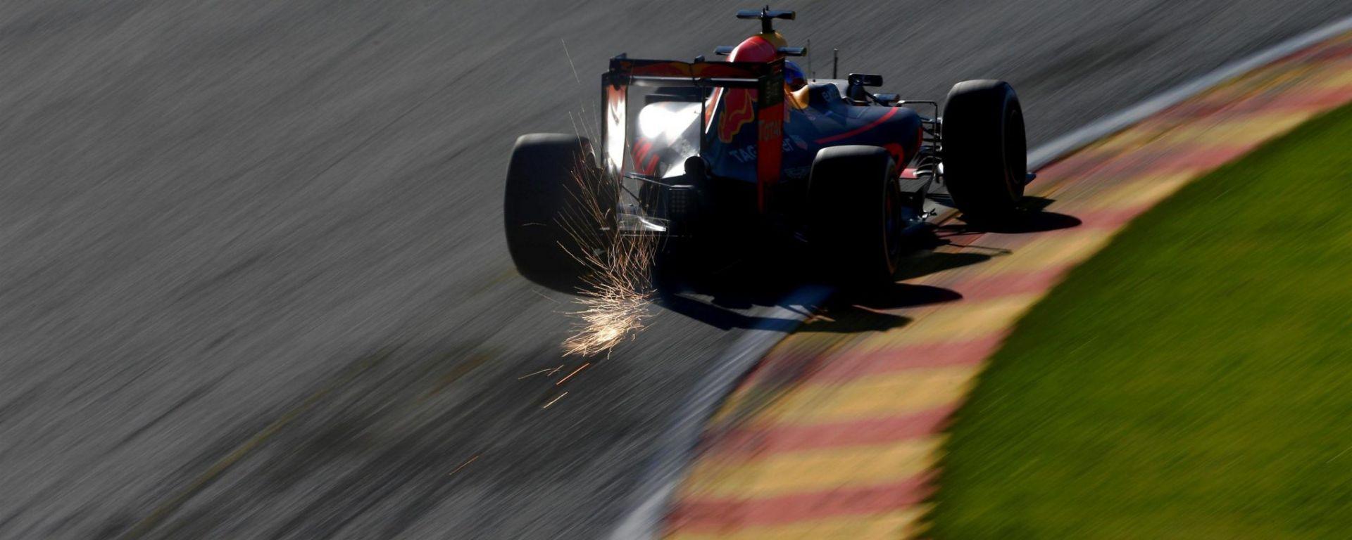 Red Bull - GP Belgio
