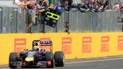 Red Bull - GP Ungheria 2014