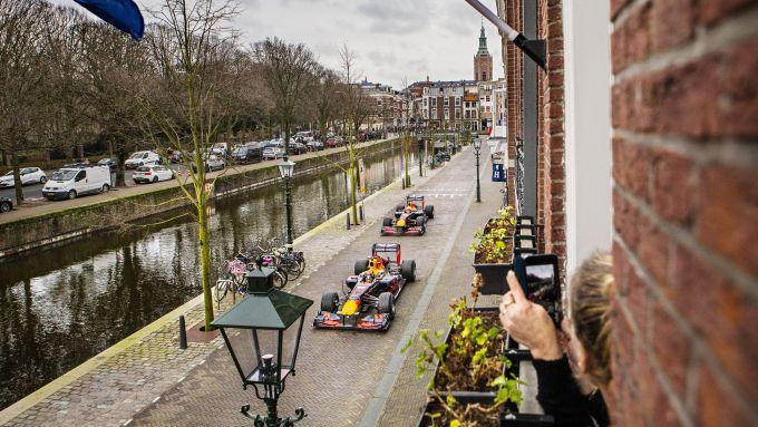 Red Bull, il viaggio olandese di Verstappen e Albon/2