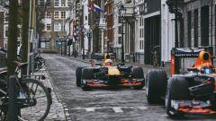 Red Bull, il viaggio olandese di Verstappen e Albon/3