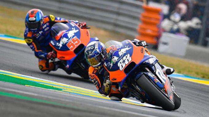 Red Bull KTM Tech 3 - Miguel Oliveira e Hafizh Syahrin