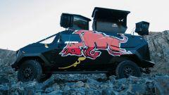 Red Bull Land Rover: ispirata a un F-22 - Immagine: 1