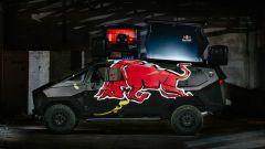Red Bull Land Rover: ispirata a un F-22 - Immagine: 5
