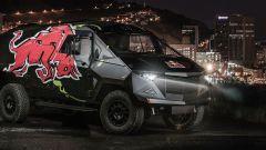 Red Bull Land Rover: ispirata a un F-22 - Immagine: 6